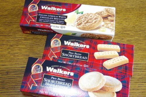 ウォーカー クッキー